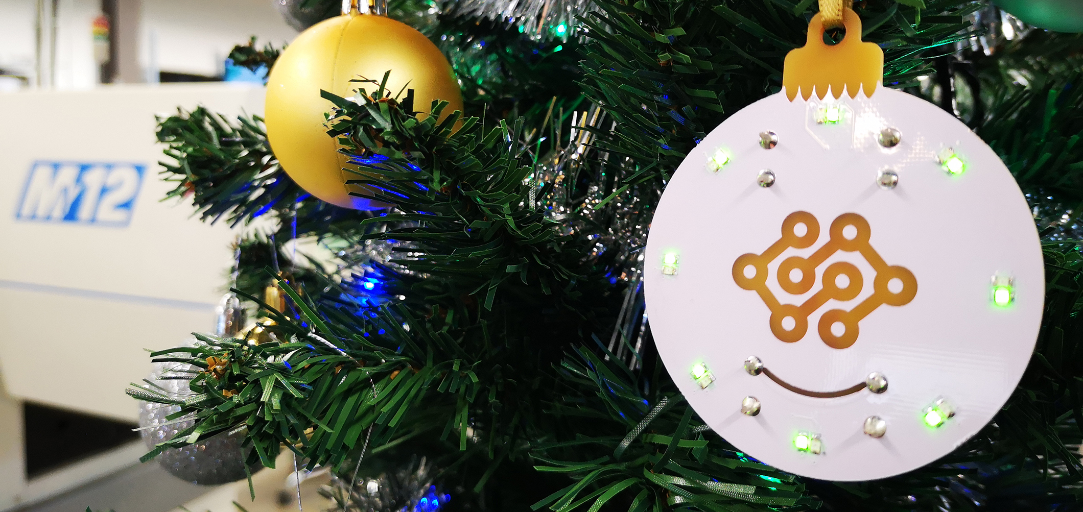 <h2>We are open during <br>Christmas Holidays</h2>